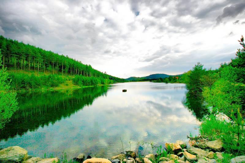 Çamkoru Göleti Çamkoru Tabiat Parkı