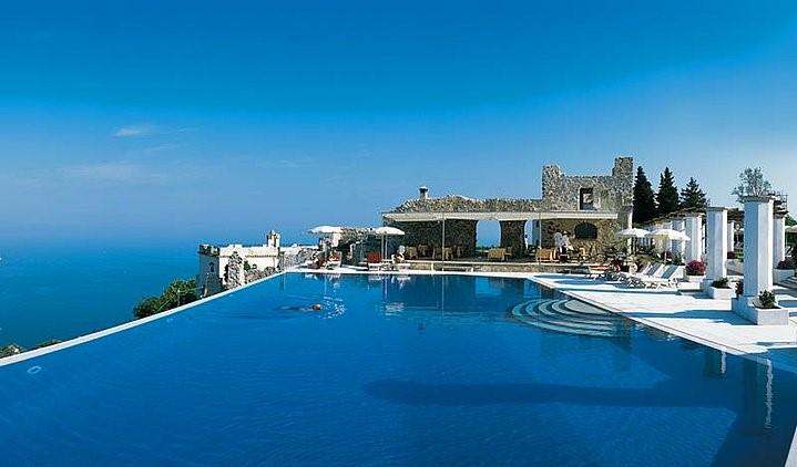 İtalya - Amalfi Kıyıları