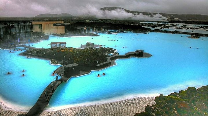 İzlanda - Grindavík