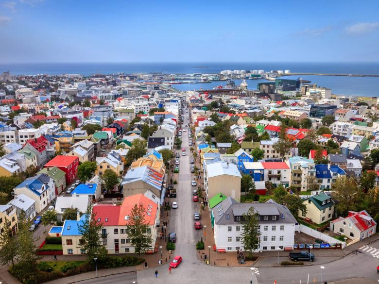 İzlanda-Reykjavik