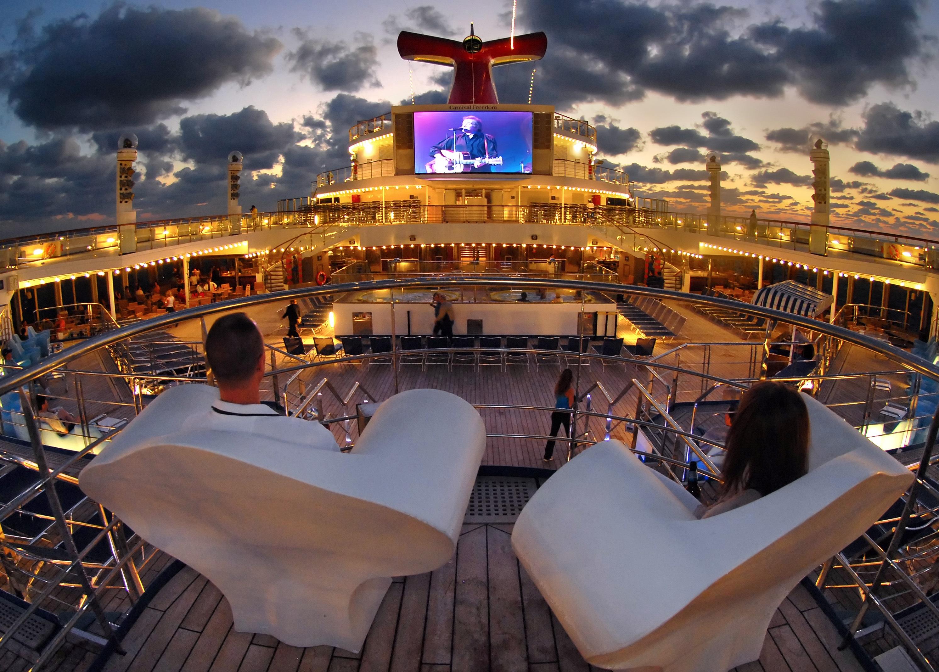 cruise tur