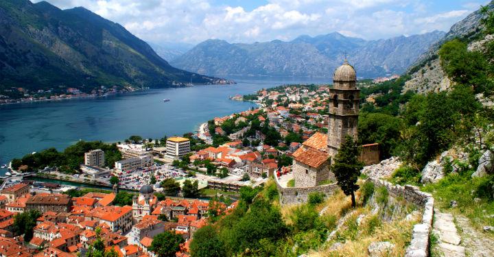 Baştanbaşa Balkanlar Turu