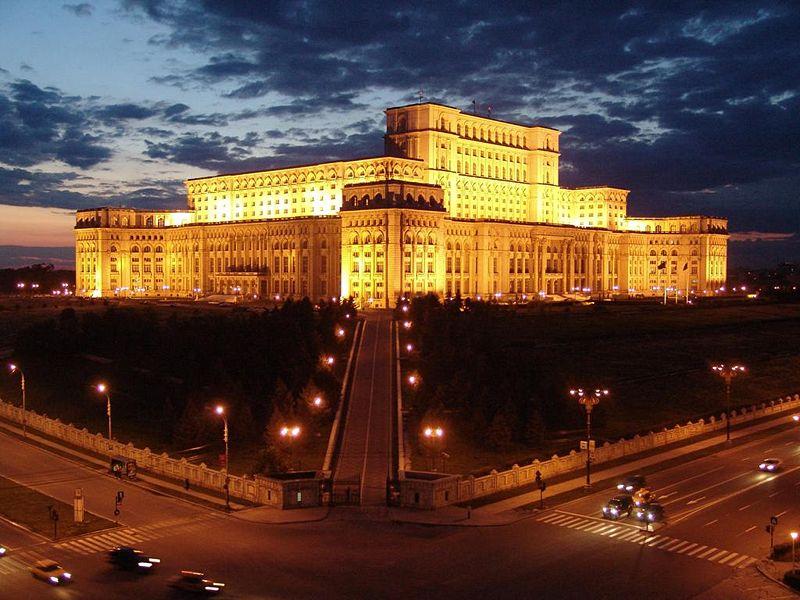 Bükres  Parlamento Sarayi