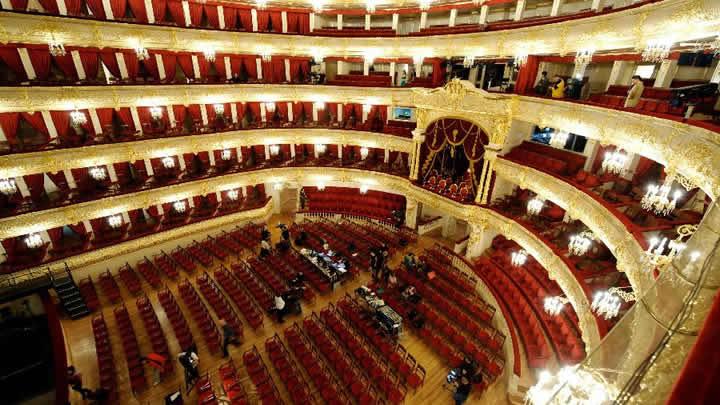 Bolsoy Tiyatrosu