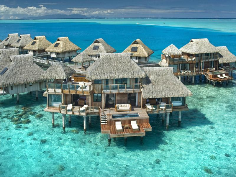 Four Seasons Resort, Bora Bora – Society Islands