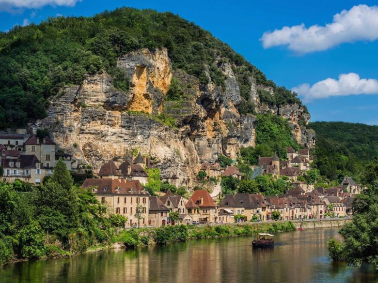 Fransa-La Roque-Gageac