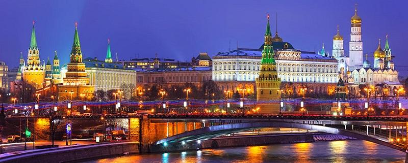Moskovada gezilecek yerler