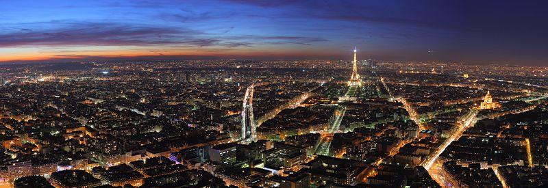 paris-gece