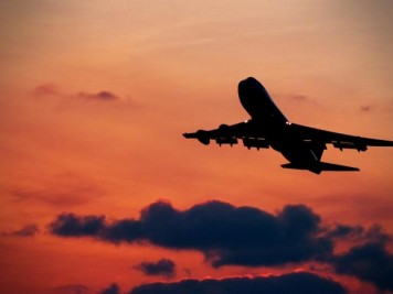 yurtdışı uçuşu