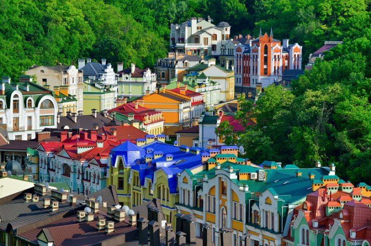 Ukrayna Karpatları-tatil beldeleri